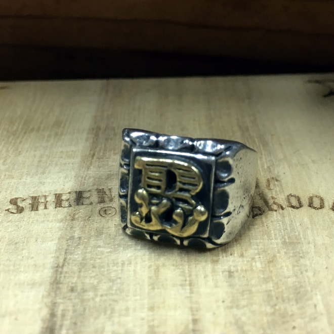 Initial Mexican Combi Ring 11호 B