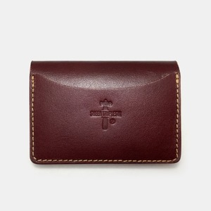 575 #074 LTD Card Holder Burgundy