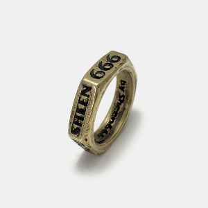 Nut Ring Brass
