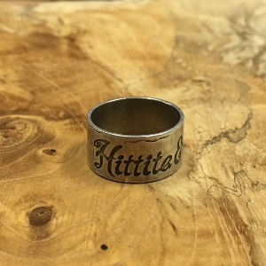 Hittite&Co Engraving Thick Spacer 20.5호