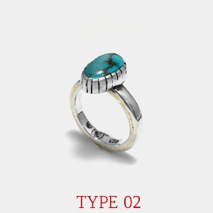 Turquoise OneOff TYPE 02