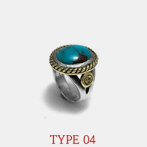 Turquoise OneOff TYPE 04